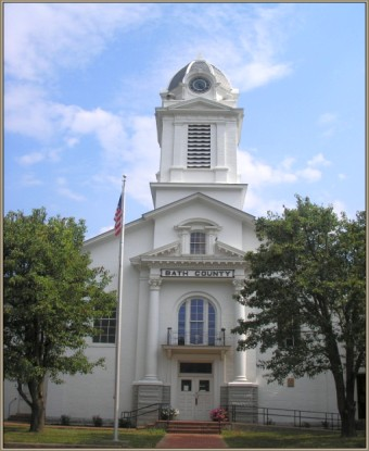 Bath County, Kentucky Courthouse