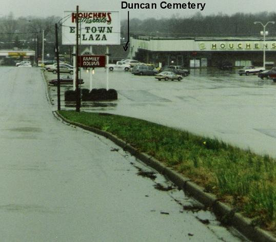 Duncan Cemetery, Hardin County, KY