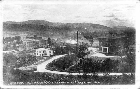 Penny Postcards From Jefferson County Kentucky