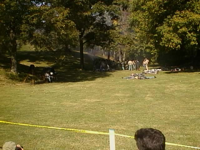 Columbus Belmont State Park Civil War Battlefield
