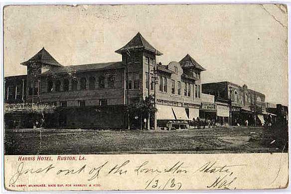 Harris Hotel Ruston