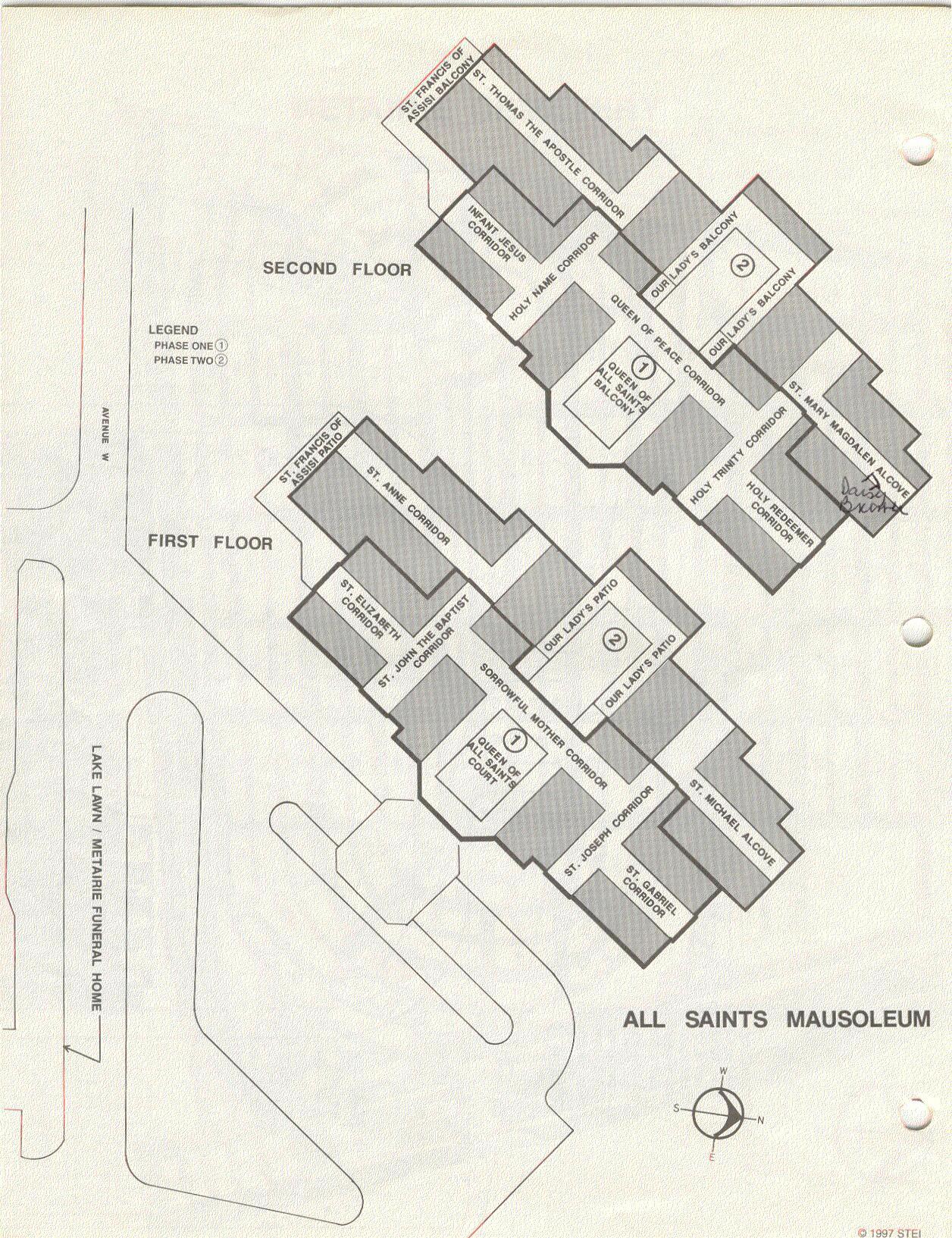 Metairie Cemetery Records Orleans Parish Archives LAGENWEB USGENWEB