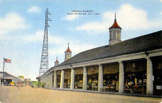 Penny Postcards From Orleans Parish Louisiana