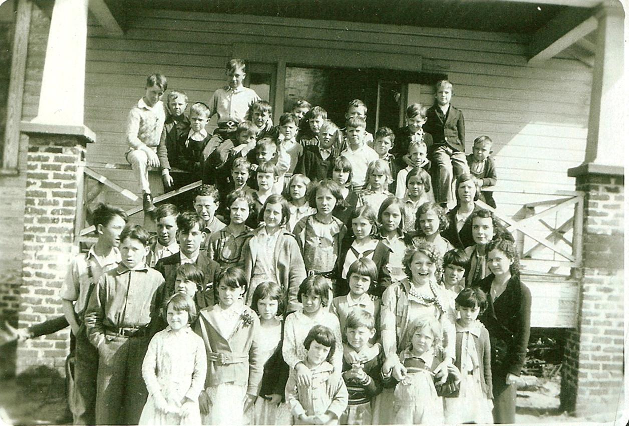 School, Parish Union Grammar Central Louisiana