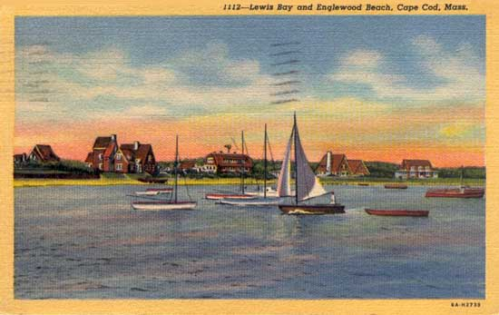 Fisher Auto Sales >> Penny Postcards from Barnstable County, Massachusetts