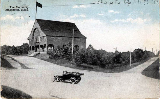 Lewis Auto Sales >> Penny Postcards from Barnstable County, Massachusetts