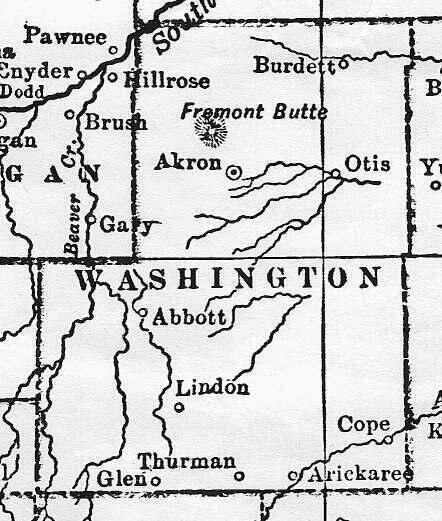 Image Result For Map Of El Paso County Colorado