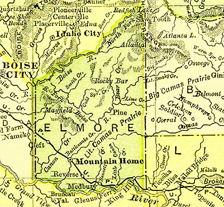 The USGenWeb Archives Digital Map Liry - Idaho Maps Index. on oklahoma county map, tn county map, washington county map, clark county map, franklin county map, south dakota county map, kentucky county map, florida county map, idaho rivers, north dakota county map, wyoming county map, caribou county map, idaho scenery, nevada county map, butte county map, texas county map, adams county map, minnesota county map, kootenai county map, montana county map,