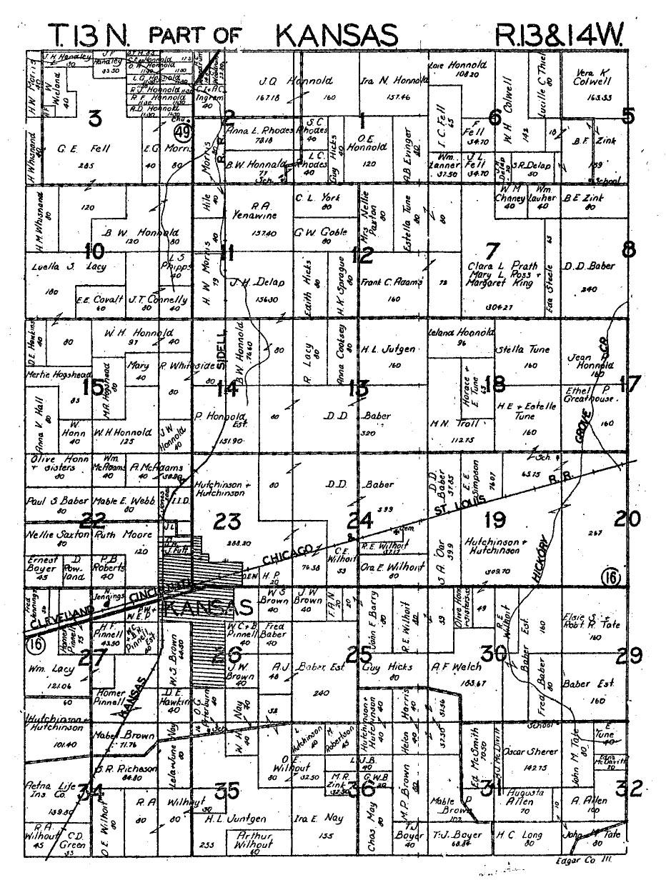 Illinois edgar county kansas -  Kansas Paris Prairie Ross Shiloh Pt 1 Shiloh Pt 2 Stratton Young America Pt 1 Young America Pt 2 Edgar County Il