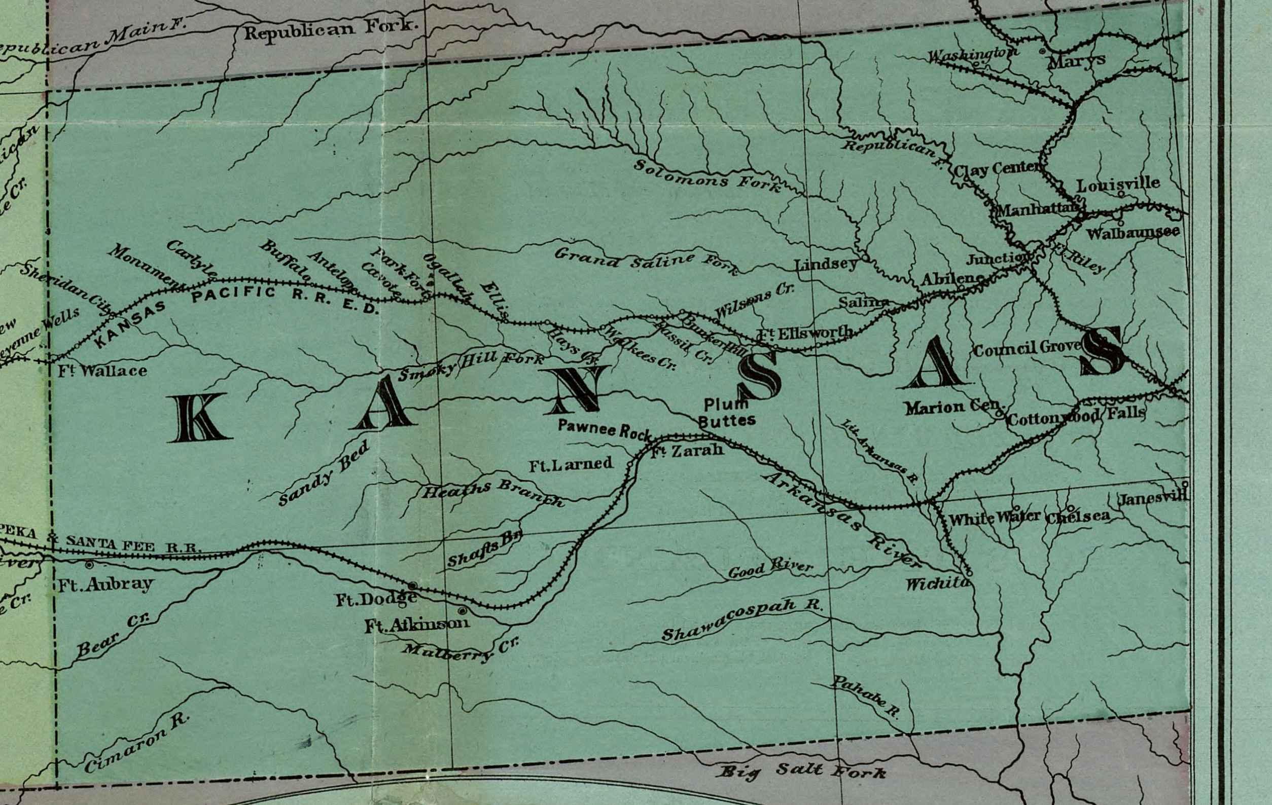 The USGenWeb Archives Digital Map Liry - Kansas Maps Index. on nevada map, arkansas map, louisiana map, southern utah map, michigan map, dallas map, hawaii map, new jersey map, kentucky map, mississippi map, wichita map, illinois map, california map, ohio map, arizona map, missouri map, maine map, montana map, oklahoma map, maryland map, wisconsin map, iowa map, tennessee map, florida map, topeka map, colorado map, buffalo map, nebraska map, texas map, indiana map, minnesota map, neosho county map, new york map,
