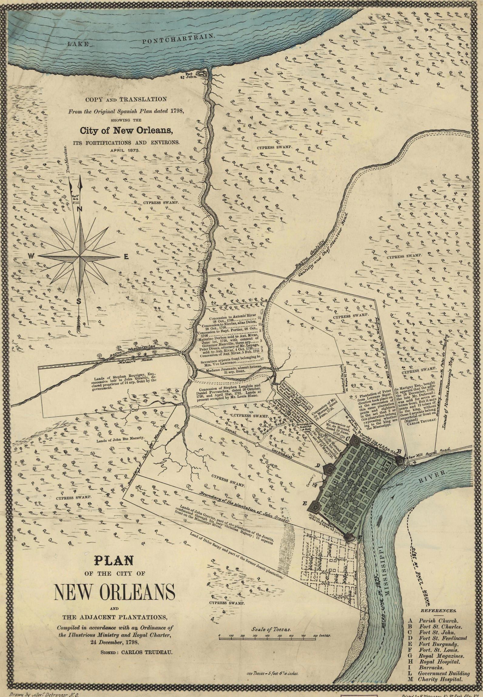Index Of Mapslouisianacitymap - Louisiana city map