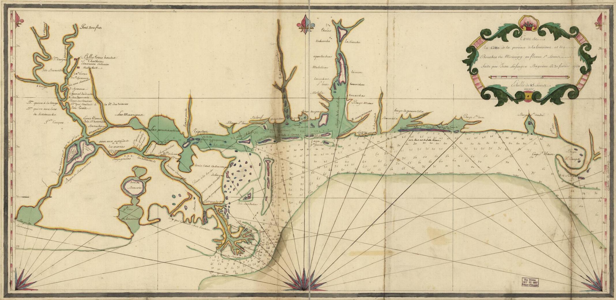 Index Of Mapslouisianastatemap - Louisiana historical map