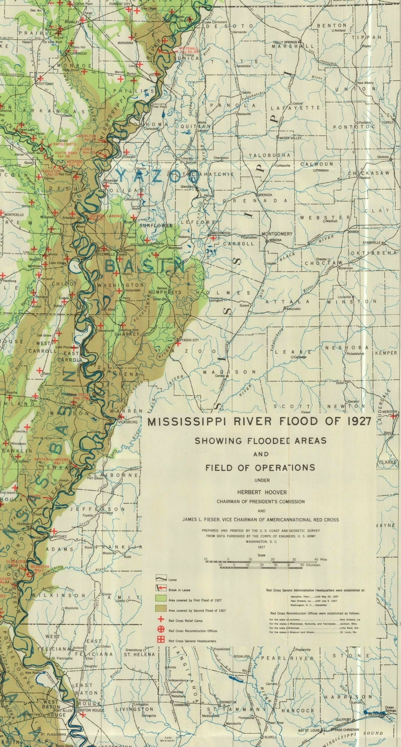 Mississippi Digital Map Library