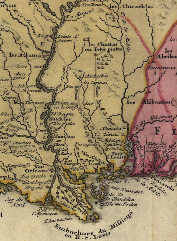 Mississippi Digital Map Library - Maps mississippi