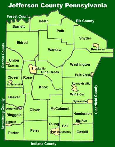 Bradford County Pa Property