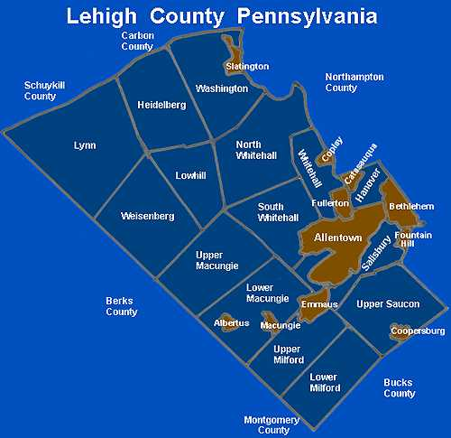 Opinions On Lehigh County Pennsylvania