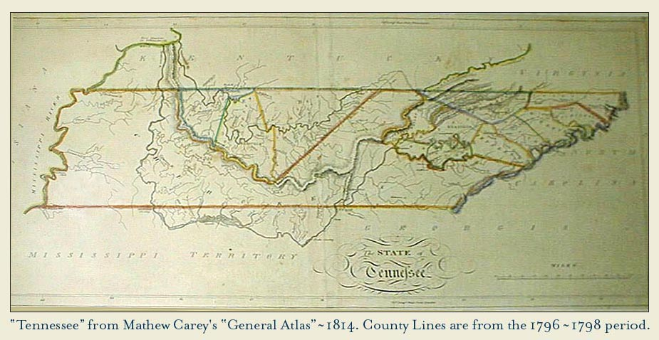 Tn State Map With Counties.Tennessee Maps Tennessee Digital Map Library Table Of Contents