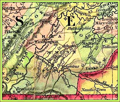 Henderson Tennessee Map.Tennessee Maps Tennessee Digital Map Library Table Of Contents
