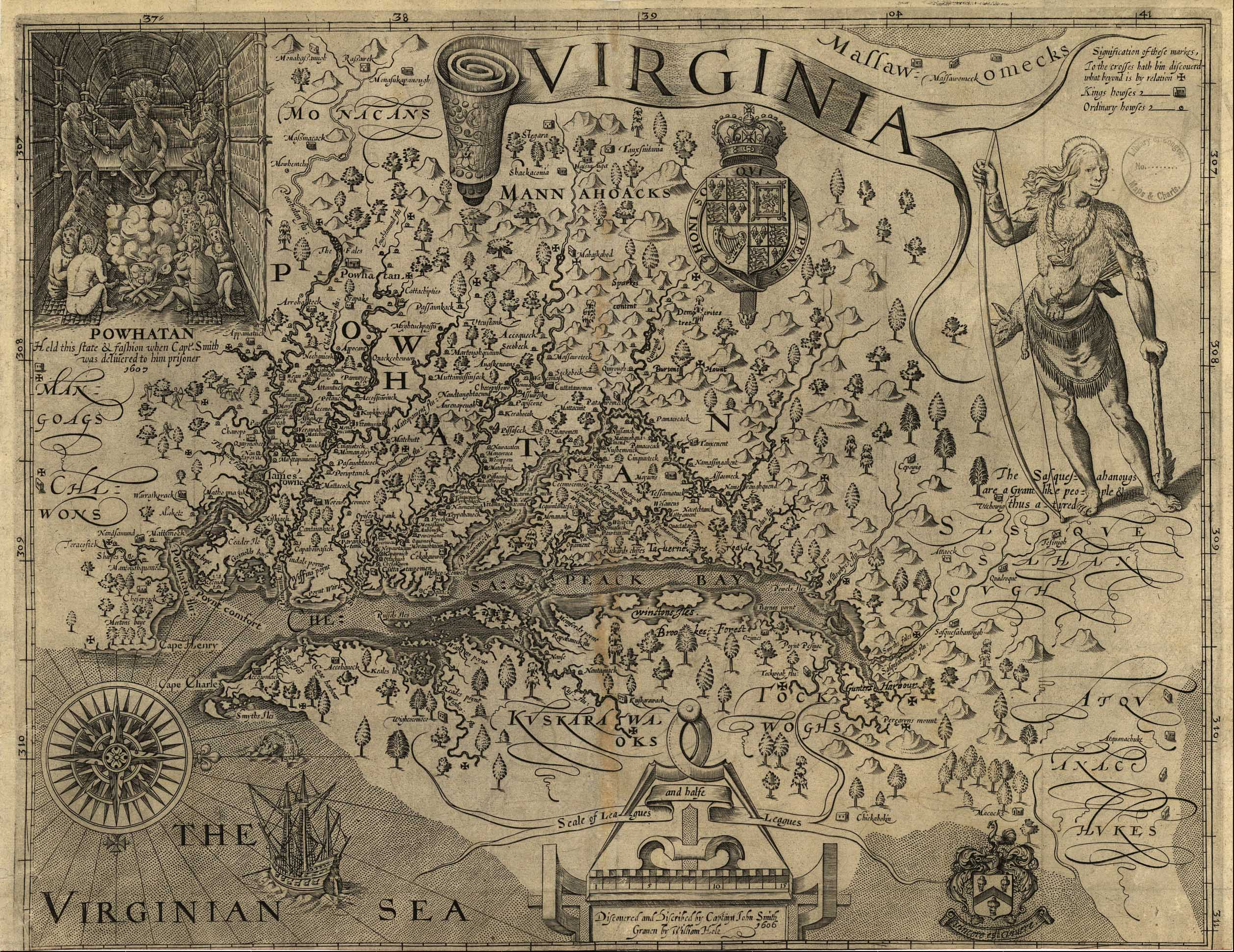 Virginia Maps Virginia Digital Map Library Table Of Contents - Maps of virginia