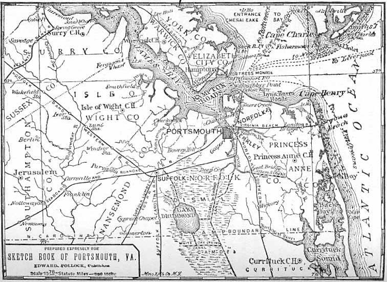Virginia Maps Virginia Digital Map Library Table Of Contents - Va maps