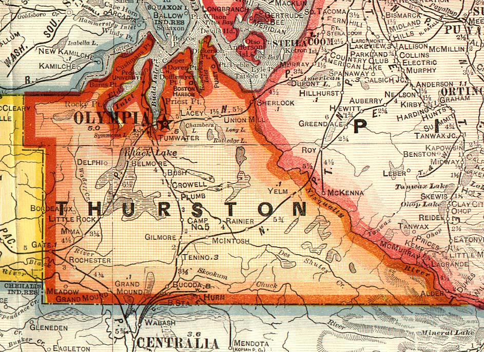 USGenWeb Archives: Washington - Thurston Countythurston county