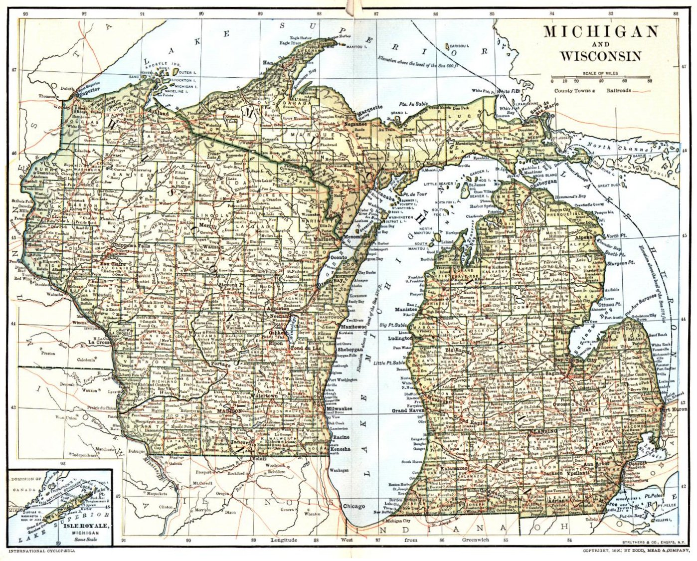 Wisconsin Maps. Wisconsin Digital Map Library. Table of Contents ...