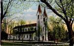 King Chapel, Bowdoin College, Brunswick