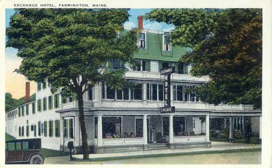 Exchange Hotel Farmington