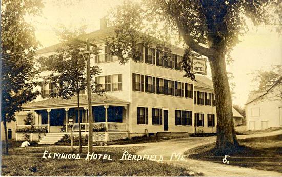 Elmwood Hotel Readfield