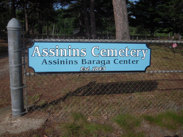 Assinins Community Cemetery
