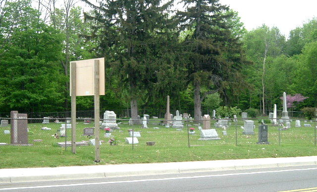 Beckley Cemetery
