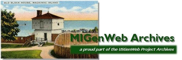 MIGenWeb Archives logo