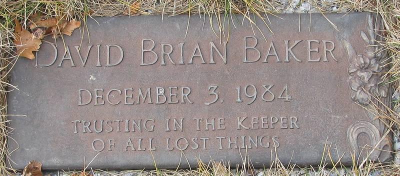 Memorial Gardens Headstones Mt Pleasant Isabella County Michigan