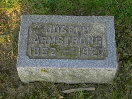 Neil Armstrong's Tombstone - Pics about space