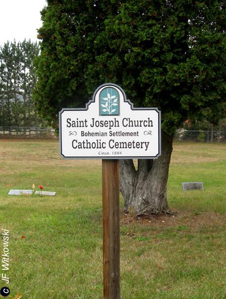St. Joseph's Catholic Cemetery