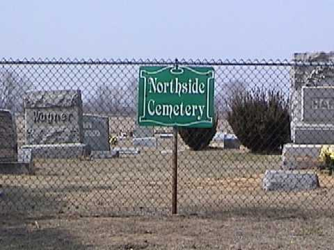 Northside Cemetery Entrance
