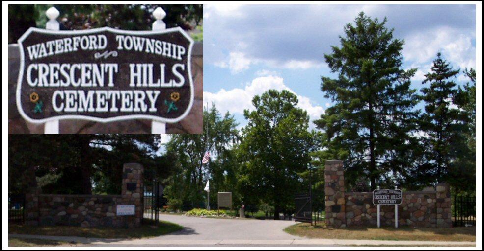 Crescent Hills Cemetery Gate