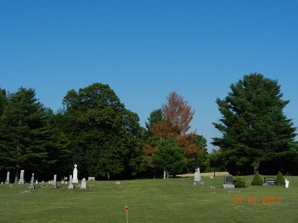 St. Elizabeth Catholic Cemetery