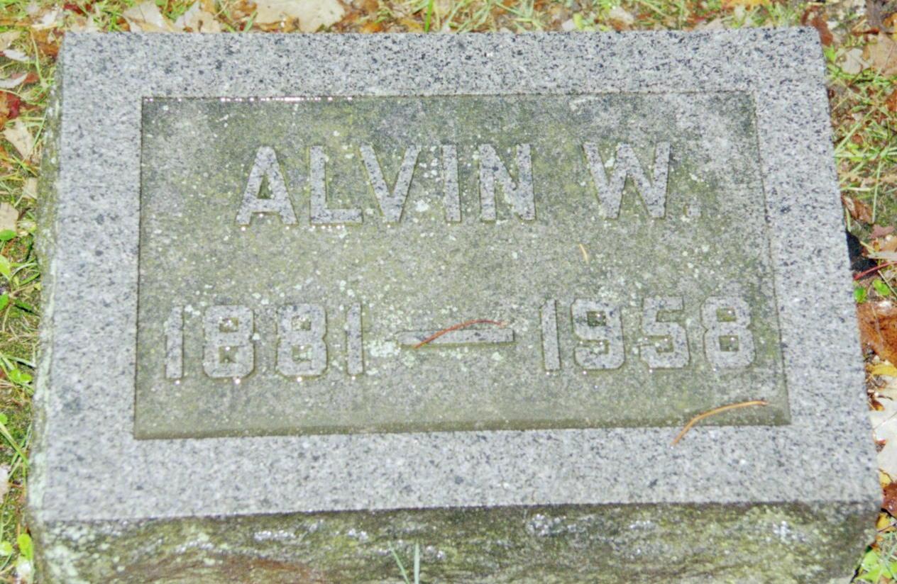 Michigan sanilac county croswell - Levitt Alvin William