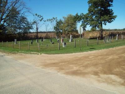 Aurand/Mennonite Entrance photo