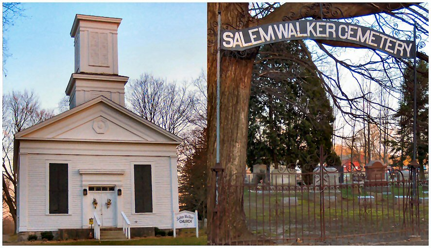Salem Walker Church and Cemetery