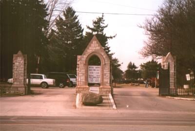 Garden Gethsemane Cemetery Vancouver Garden Ftempo