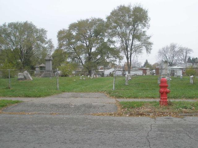 St Francis Xavier Cemetery Entrance
