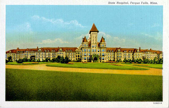 Penny Postcards From Otter Tail County Minnesota