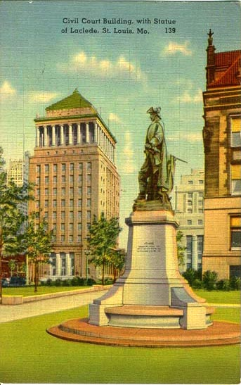 Penny Postcards From St Louis County Missouri