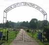 Bogue Chito Cemetery Entrance