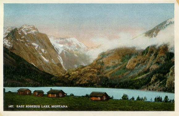 Penny Postcards from Carbon County, Montana