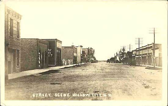 Penny Postcards from Bottineau County, North Dakota Fisher