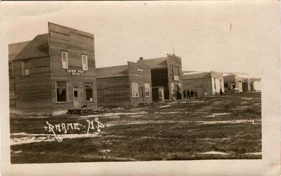 Penny Postcards From Bowman County  North Dakota