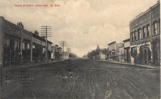 Penny Postcards from Pembina County, North Dakota